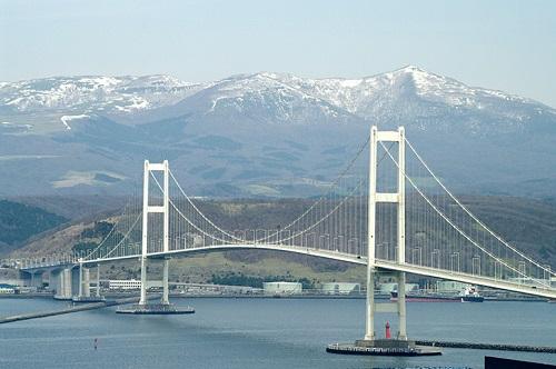 白鳥大橋ハーフマラソンと白鳥大橋ウォーク♪