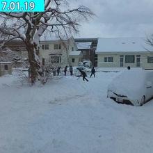 雪解けの季節!