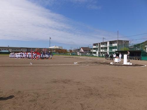 少年野球大会!