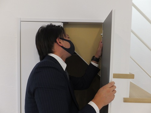 好評公開中★苫小牧の完成物件の社内検査!
