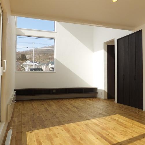 室蘭市/明るく開放感のある 3LDKの企画住宅