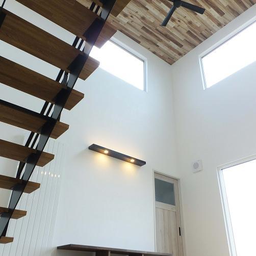 室蘭市/オシャレな暮らしを楽しむ シンプルモダンな北欧スタイルの家